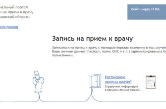 Электронная регистратура Мурманска
